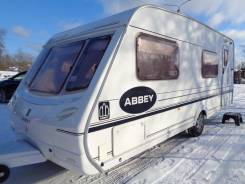 Abbey. Семейный автодом Freestyle 2004 года 6 мест. Под заказ