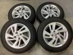 Honda Оригинал R15 4*100 6j et50 + 185/65R15 Dunlop Enasave EC202 Japa