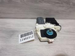 Моторчик стеклоподъёмника задний правый Volkswagen Tiguan 2007-2016 [5N0959704F]