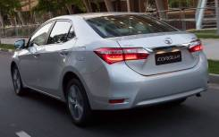 Toyota Corolla. ПТС 2014, 1,6 автомат серебристый Левый руль