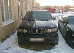 Крыло переднее правое BMW x5 e53