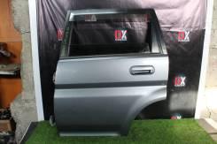 Дверь левая задняя Honda HR-V GH1 GH2 GH3 GH4 0543 [DXGarage]