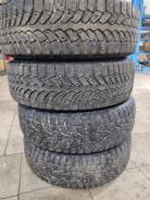 Зимние колеса: шины 185/65R15 Bridgestone на штамповки 5x114,3