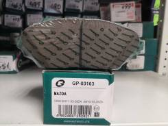 Тормозные колодки G-brake GP-03163