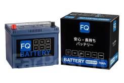 FQ Fujito Quality. 70А.ч., Прямая (правое), производство Япония