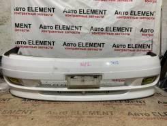 Бампер передний Nissan Serena VC24/ цвет QM1/ 1 модель