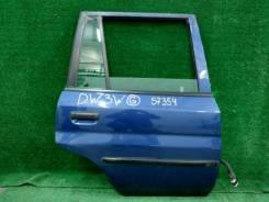 Дверь задняя Mazda Demio DW правая