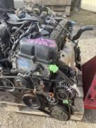 Двигатель QG15 Nissan (мех. дроссель) 0км по РФ (контрактный)