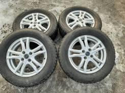 Колёса R15. 4/100 Bridgestone Feid