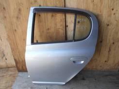 Дверь боковая задняя контрактная L Toyota Vitz SCP10 9326