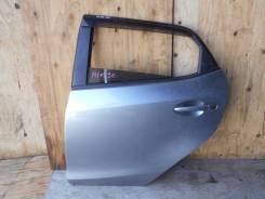 Дверь боковая задняя контрактная L Mazda Demio DE3FS 9358