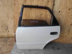 Дверь боковая задняя контрактная L Toyota Sprinter AE110 9372