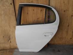 Дверь боковая задняя контрактная L Toyota Platz SCP11 9382