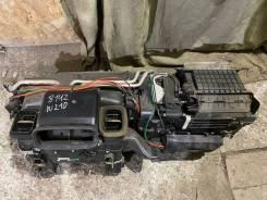 Отопитель в сборе печка Mercedes W210 климат