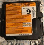 Блок SRS Airbag на Nissan LEAF AZE0 EM57 98820-3NG0A