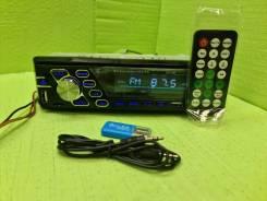 Магнитола 1din usb aux Bluetooth