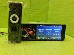 Эксклюзивная магнитола 1Din с экраном Usb Aux Bluetooth Камера.