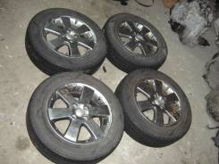 Колеса Toyota лето износ 10% Goodyear EfficientGrip 185/65R15 4*100