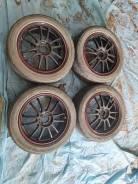 Комплект колес Futex NF273 Black с летней резиной Yokohama 205/50/16