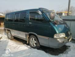 Ssangyong Istana. Продаётся микроавтобус, 12 мест