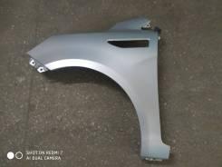 Крыло левое Kia Rio 10-17 г. в. новое, серебристое