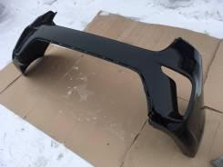 Новый окрашенный бампер (черный / MZH) Kia Rio 17-20г