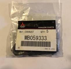 Гайка системы выпуска MB059333 Mitsubishi оригинал