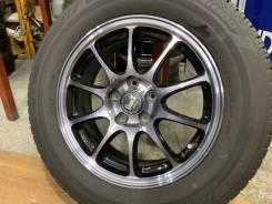 Manaray Deplex Light R15 5*100 6j et45 + 195/65R15 Dunlop Enasave RV50