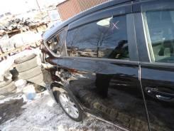 Дверь задняя правая Toyota Prius Alpha ZVW41W 2ZR-FXE 2012 черный 202