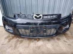 Бампер передний Mazda CX-7 дорест в сборе