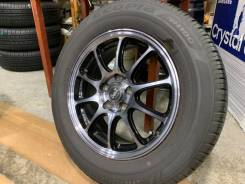 Manaray Deplex Light R15 5*100 6j + 195/65R15 Goodyear Ice Navi 6 Ja