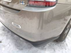 Бампер задний цвет 4S2 Toyota Prius NHW20.