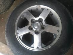 Комплект колёс 175/80R15 лето Nissan Kix