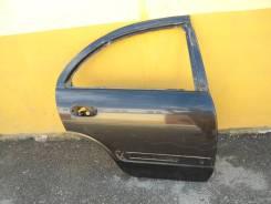 Nissan Almera N16E дверь задняя правая под ремонт
