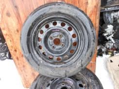 Комплект колес Bridgestone Nextry Ecopia 175/65/14 Япония.