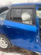 Задняя правая дверь, боковая дверь на Honda FIT, GD1, GD2, GD3, GD4