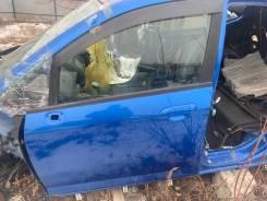 Боковая дверь, передняя левая дверь на Honda FIT GD1, GD2, GD3, GD4