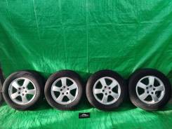 Комплект колес 5x114.3 (Диски Hyundai + Dunlop 215/65R16)