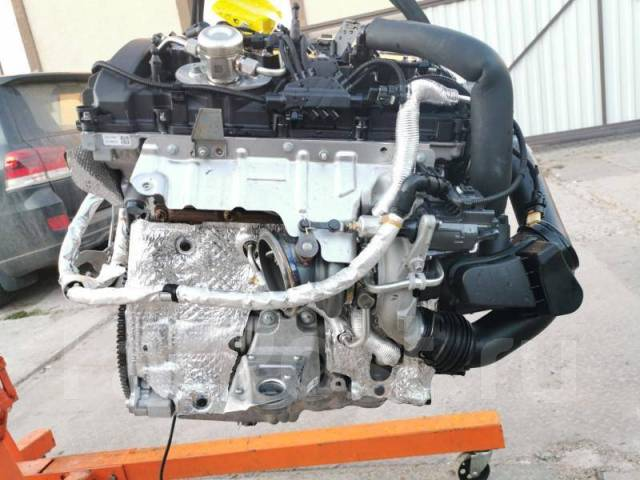 Двигатель бмв F32 F33 F36 2.0 B48B20B комплектный