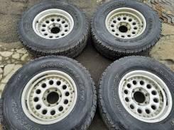 Dunlop Grandtrek AT3 275/70R16 на минусовом литье