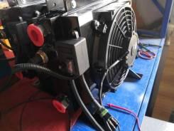 Масляный радиатор для КМУ Kanglim, Dong Yang, Soosan, Hiab
