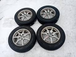Колёса зимние комплект R15 Nissan Serena FNC26