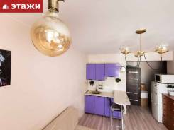 1-комнатная, улица Ватутина 4д. 64, 71 микрорайоны, агентство, 21,2кв.м. Интерьер