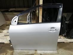 Дверь левая передняя Toyota Corolla Fielder, ZRE142, 2ZR-FAE