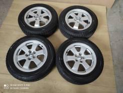 Продам комплект японских зимних колёс Bridgestone 185/65R15 5/100!