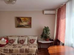 2-комнатная, улица Сабанеева 15. Баляева, проверенное агентство, 52,0кв.м. Интерьер