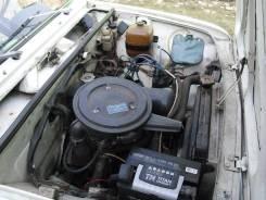 Двигатель ваз 2107 без навесного