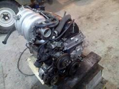 Двигатель инжекторный в сборе на ваз 2107