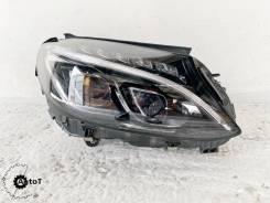 Фара правая Mercedes-Benz C-Classe w205 (2014 - 2018) оригинал