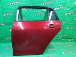 Дверь задняя левая (дефект) Цвет-3R3 Fielder NZE141 [CarTune] НЛ682